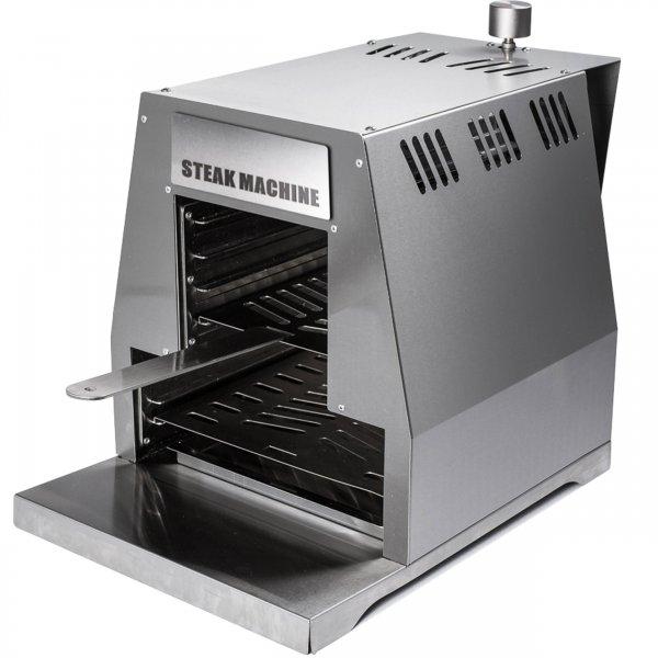 ACTIVA Grill Steak Machine Classic Gasgrill Steak-Grill 800 Grad Oberhitze-Gasgrill BBQ