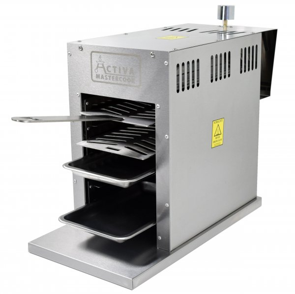 ACTIVA Grill Gasgrill Steak Machine Basic 800°C Oberhitzegrill Steakgrill