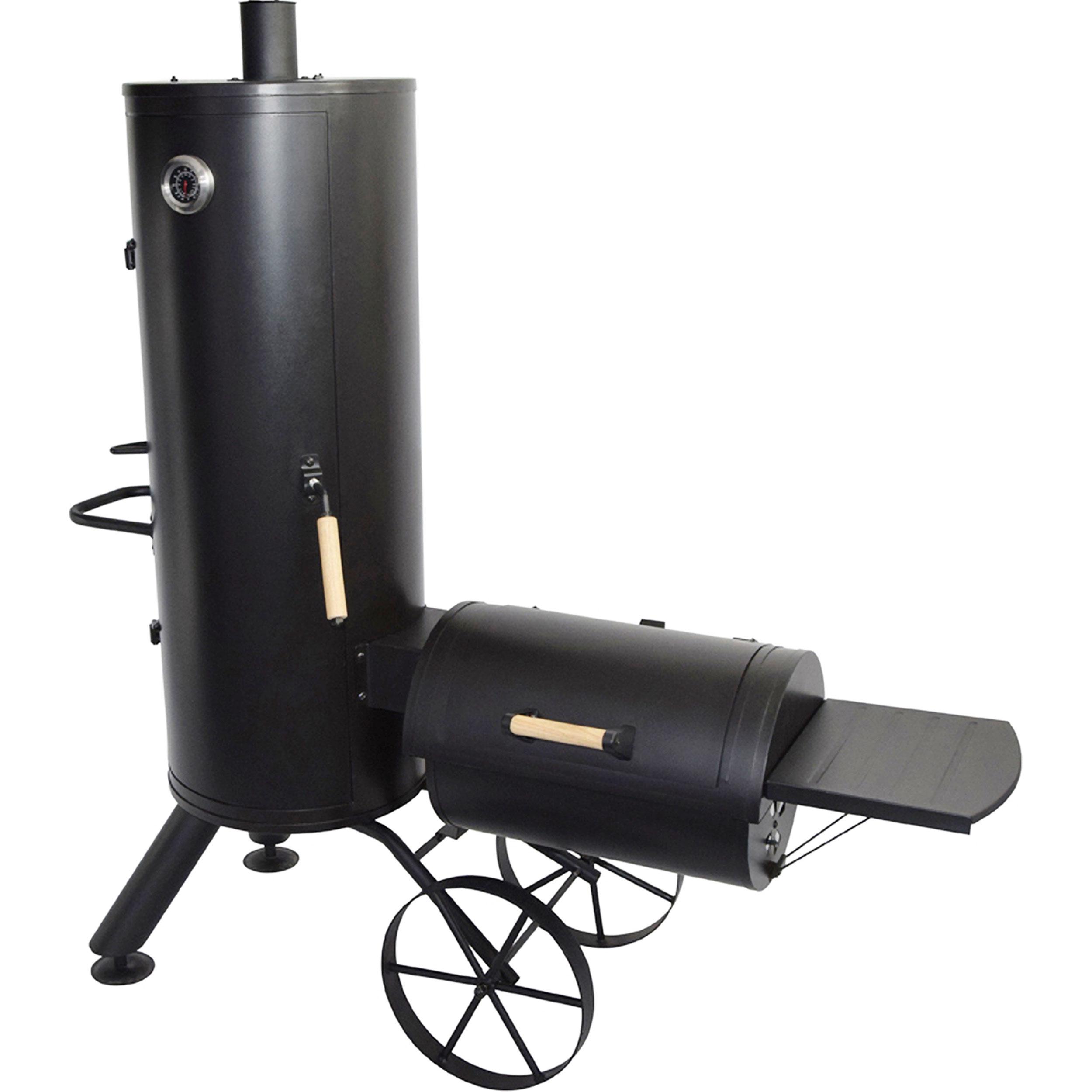 r uchern smoken hm hei e metallwaren grillwagen terrassenheizer gasgrills. Black Bedroom Furniture Sets. Home Design Ideas