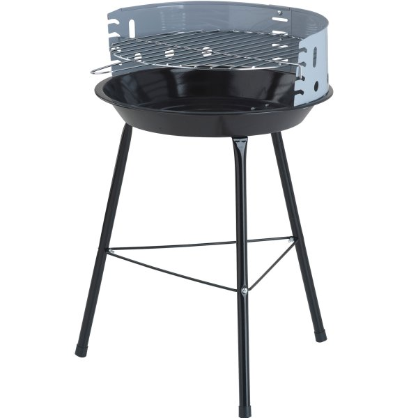 "ACTIVA Grill ""Party-Set"", Holzkohlegrill"