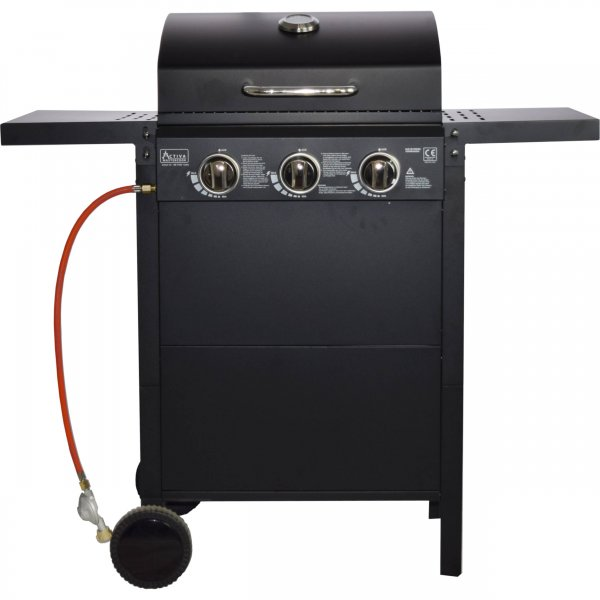 ACTIVA Grill Gasgrill 3 Brenner je 2,7 KW, 1B Ware